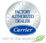 logo carrier factory autorized dealer