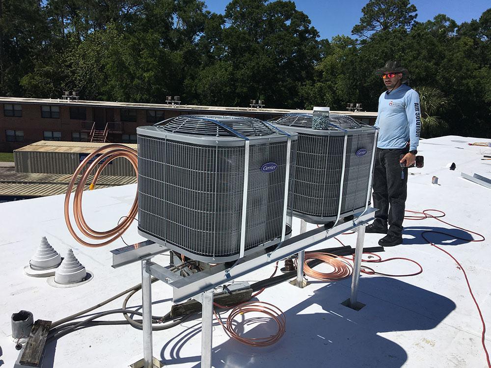 Mew installation air solution miami repair